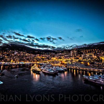 Monaco-Monte Carlo